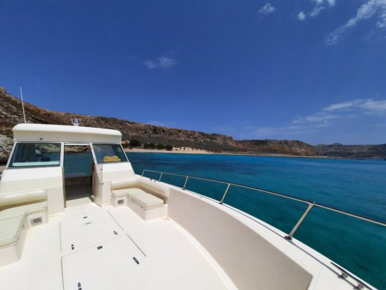 balos boat on board
