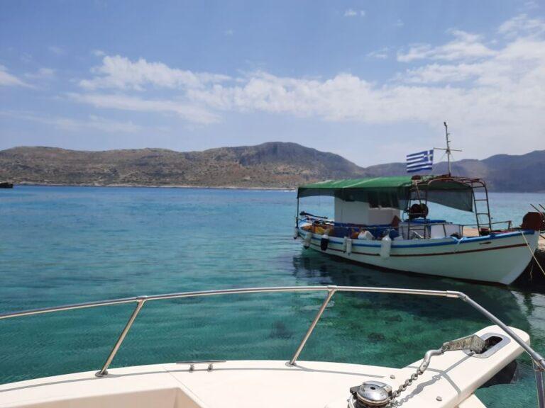 balos boat trip